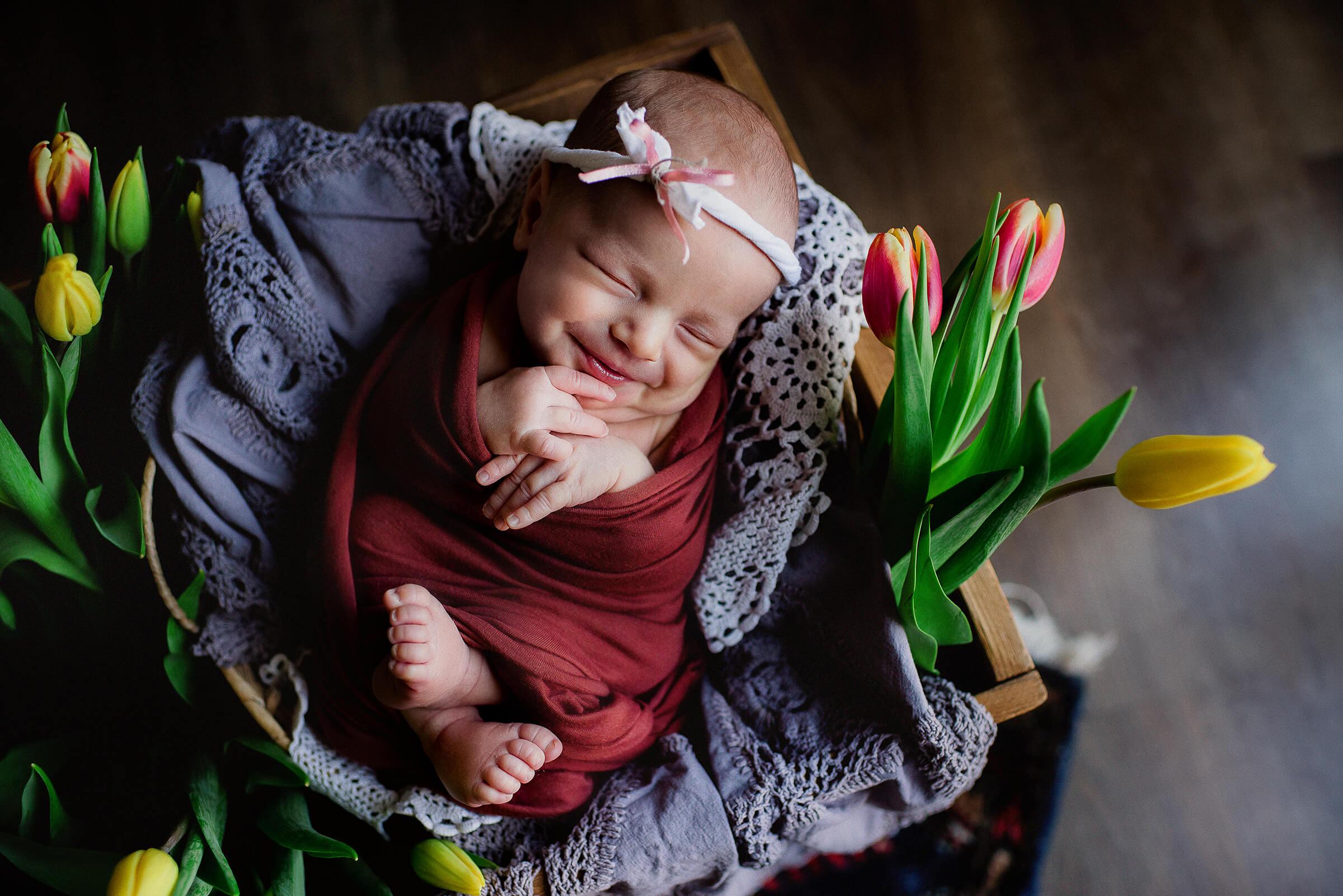 fotograf noworodkowy opole